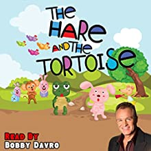 The Hare and the Tortoise Audiobook by Mike Bennett Narrated by Bobby Davro