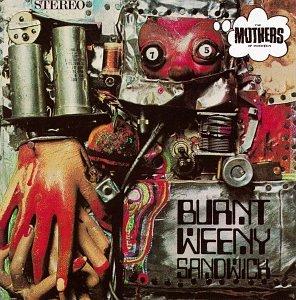 Frank Zappa - Burnt Weeny Sandwich - Zortam Music