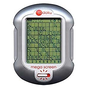 Illuminated Mega Sudoku Puzzle Game