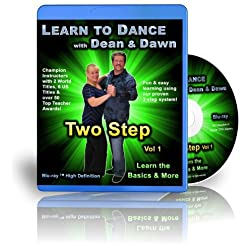 Two Step Vol 1 - Learn the Basics & More (How to Two Step Video) [Blu-ray]