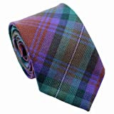 100% Wool Neck Tie Isle of Skye Tartan