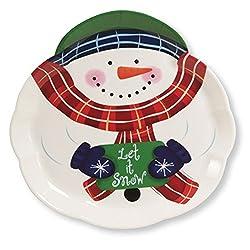 Planet Jashn tray snowman