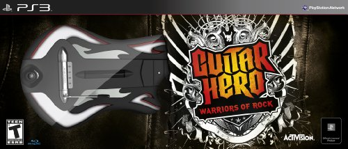 51VW786moXL Reviews Guitar Hero: Warriors of Rock Guitar Bundle