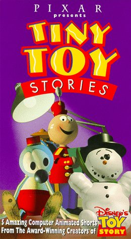 Tiny Toy Stories [VHS]