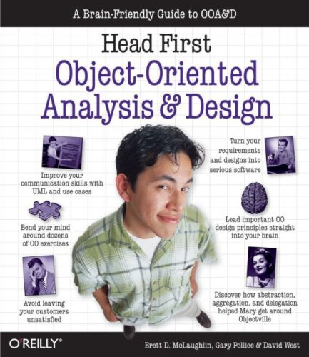 O Reilly Head First Object Oriented Design And Analysis Pdf