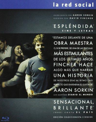 Shopping!: La Red Social [Blu-ray]