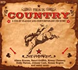 echange, troc Compilation, Faron Young - This Is Country: 3 CDS of Classic and Contemporary Country (Coffret 3 CD)