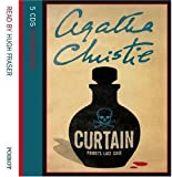Agatha Christie Curtain: Poirot's Last Case: Complete and Unabridged