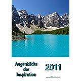 Kalender Augenblicke der Inspiration 2012 - Landschafts-Kalender Kanada mit passenden Weisheiten