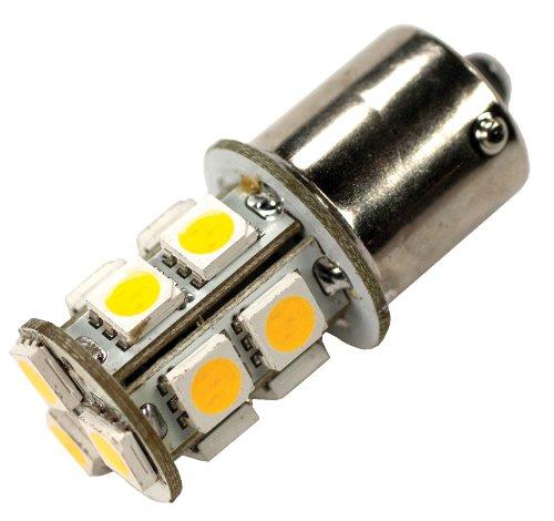 Arcon 50458 Soft White 12 Volt 13-Led Bulb, (Pack Of 6)