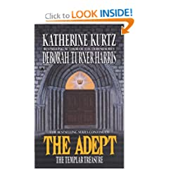The Adept 3: The Templar Treasure by Deborah Turner Harris and Katherine Kurtz