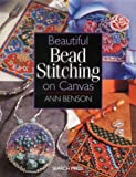 Beautiful Bead Stitching on Canvas (1903975964) by Benson, Ann