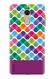 Noise Designer Printed Case / Cover for Coolpad Note 5 / Patterns & Ethnic / Corporate Colors Design