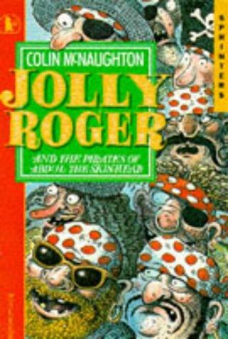 Jolly roger childrens book