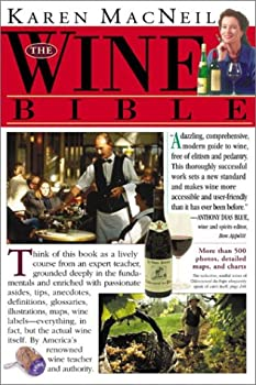 """Cover of """"The Wine Bible"""""""