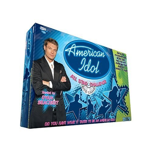 American Idol – All Star Challenge DVD Game image