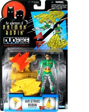 Adventures of Batman & Robin - Air Strike Robin - 1