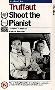 Shoot The Pianist [VHS] [1960]