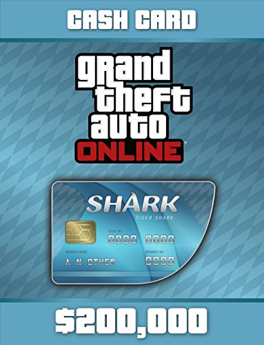 Grand Theft Auto V: Tiger Shark Cash Card - PS4 [Digital Code] (Gta V Shark Card Ps4 compare prices)