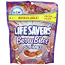Lifesavers Berry Bites Gummies Candy, 8 Ounce (Pack of 8)