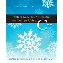 Data abstraction and problem solving with java 2nd edition