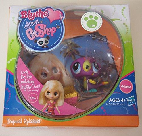 Littlest Pet Shop Blythe Loves Postcard Pets Wave 2 Toucan