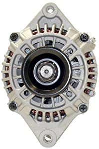 Quality-Built 15906 Premium Import Alternator - Remanufactured from Quality-Built