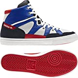 Adidas Aditennis 90s Leather Men's Sneakers in true blue+vivid red s13+white vapour(11)