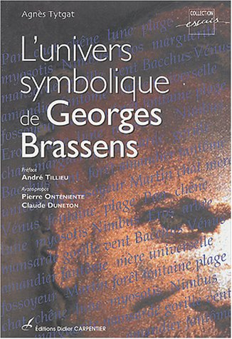 L'univers symobolique de Georges Brassens (French Edition)