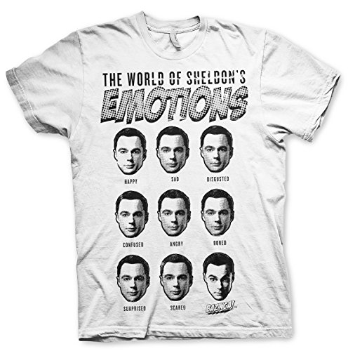 the-big-bang-theory-sheldons-emotions-t-shirt-blanc-m