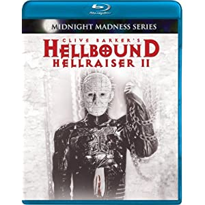 Click to buy Scariest Movies of All Time: Hellbound: Hellraiser II from Amazon!