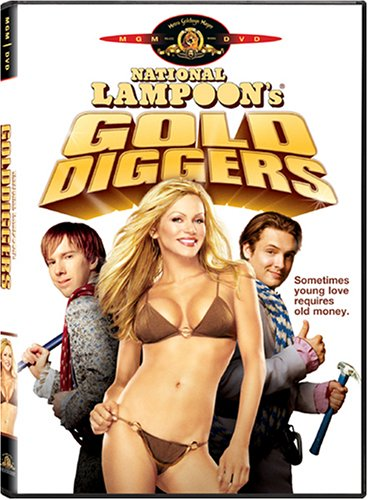 National Lampoon'S Gold Diggers front-447082