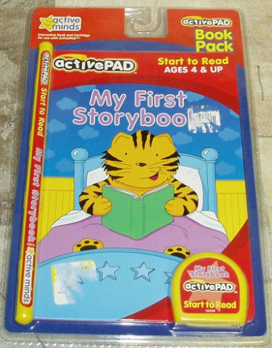 ActivePad Book Pack My First Storybook Interactive Book - 1
