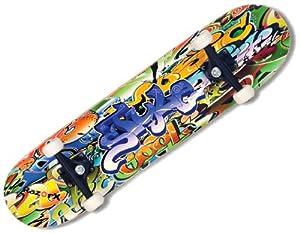 Buy RazorX Graffiti ABEC3 Skateboard, 31-Inch by RazorX