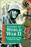 History of World War II, 1939-1945: From the Build-up to War, to Victory Over Japan
