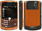 51VWQa1U IL. SL160  ORANGE BLACKBERRY CURVE 8330 PHONE FOR SPRINT   NO CONTRACT REQUIRED   5.0 OPERATING SYSTEM
