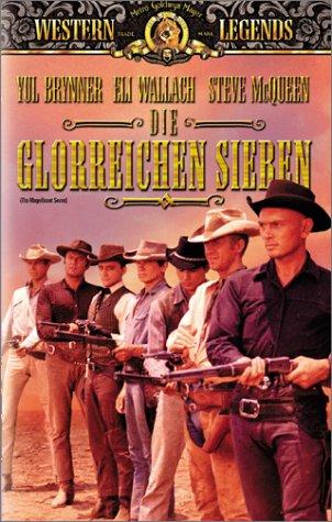 Die glorreichen Sieben [VHS]