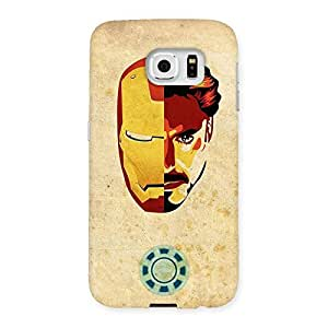 Gorgeous Genius Pwer Back Case Cover for Samsung Galaxy S6