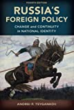 img - for Russia's Foreign Policy: Change and Continuity in National Identity book / textbook / text book