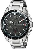 Tommy Hilfiger Men's 1791165 Analog Display Quartz Silver Watch