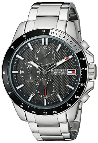 Tommy-Hilfiger-Mens-1791165-Stainless-Steel-Watch