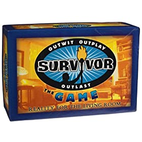 Survivor board game!