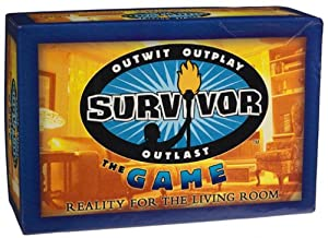 Survivor The Board Game