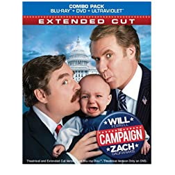 The Campaign (Blu-ray+DVD+UltraViolet Digital Copy Combo Pack)