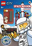 LEGO CITY: Space Mission Activity Book with minifigure (Lego City Activ Bk/Minifigure)