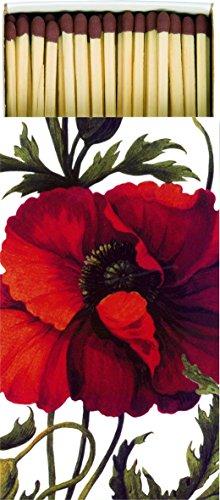 extra-long-matches-red-papava-flower-caskata-studio