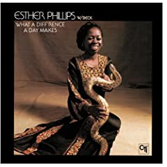 Esther Phillips & Joe Beck - What A Diff'rence A Day Makes
