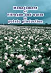 Management of Nitrogen and Water in P...