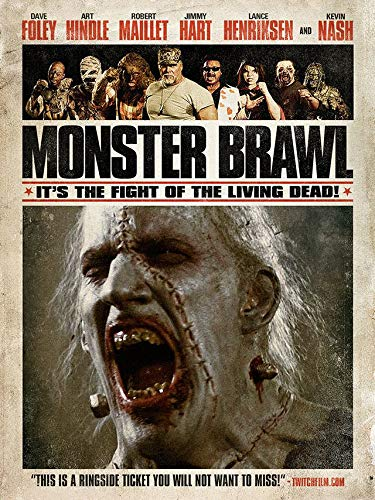 Monster Brawl on Amazon Prime Video UK
