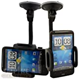 HTC Inspire 4G AT&T Car Windshield Dash Mount Cradle Holder Kit Desire G10